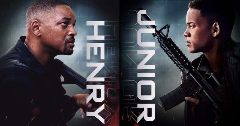 Review Gemini Man: Tuyệt phẩm hành động làm khán giả lác mắt, Will Smith khổ sở vì phải cân cả bộ phim - Ảnh 1.