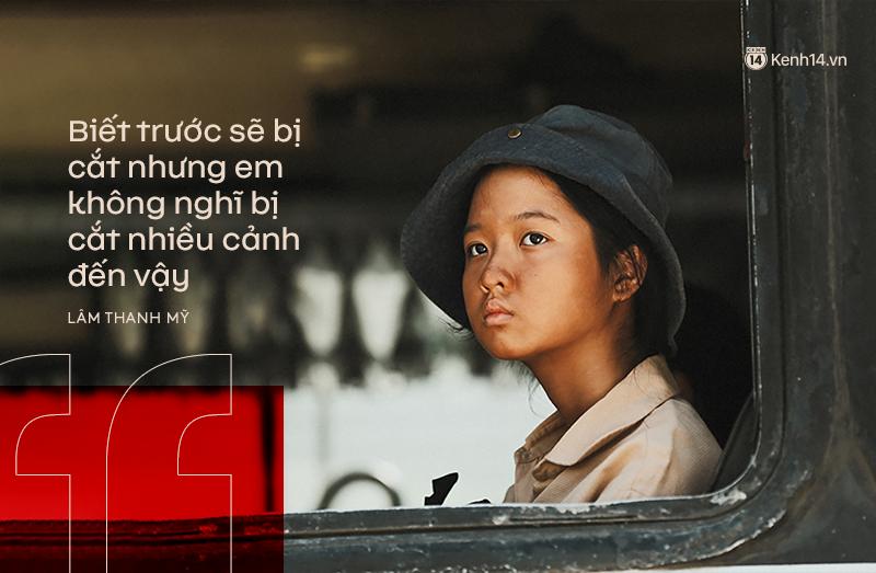 Em gái bán vé số ở Thất Sơn Tâm Linh - Lâm Thanh Mỹ: Biết trước phim sẽ bị cắt cảnh nhưng em không nghĩ cắt nhiều đến vậy - Ảnh 4.