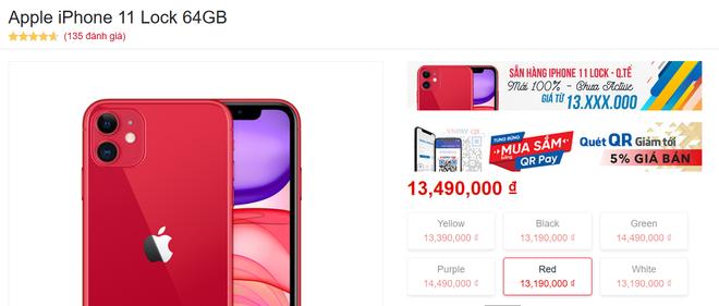 iPhone 11 Lock giá rẻ tràn về Việt Nam: Đừng dại mua kẻo có ngày lợn lành thành lợn què - Ảnh 1.
