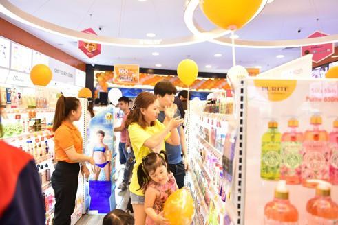 Mừng 8 năm tại Việt Nam và khai trương cửa hàng thứ 100, Guardian tung khuyến mãi khủng - Ảnh 5.