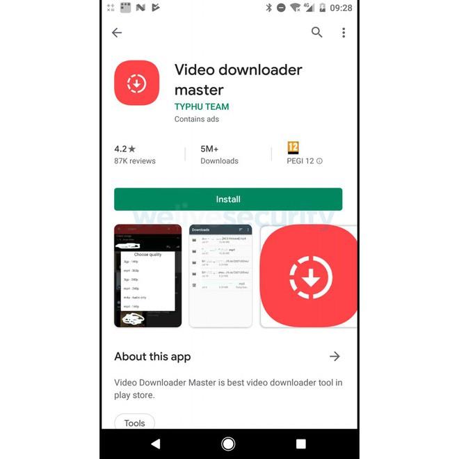 Sinh viên Việt Nam bị phát hiện tải tận 42 ứng dụng chứa mã độc lên Google Play Store - Ảnh 2.