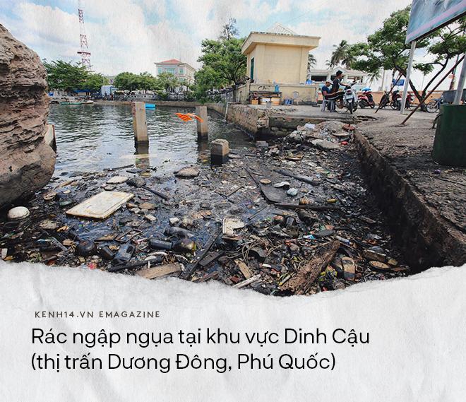 Bức tranh toàn cảnh đáng buồn ở Đảo ngọc Phú Quốc trước sự tấn công của rác thải - Ảnh 2.