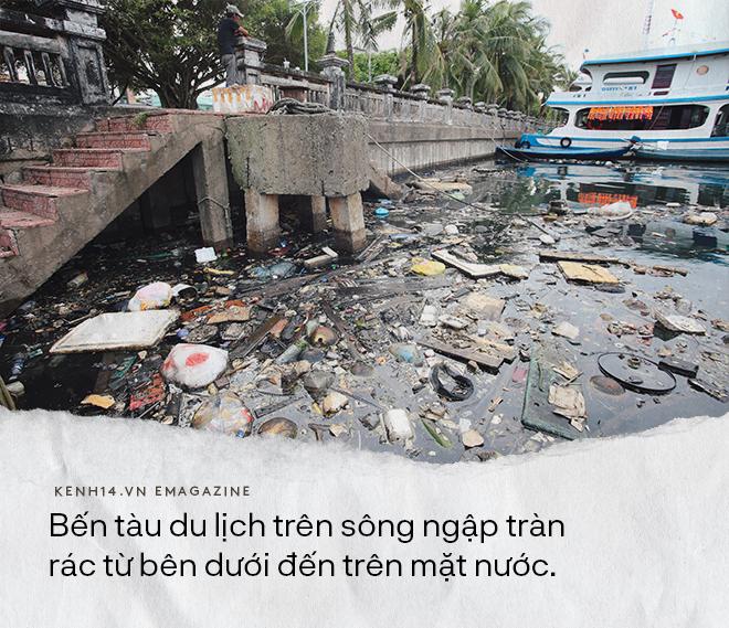 Bức tranh toàn cảnh đáng buồn ở Đảo ngọc Phú Quốc trước sự tấn công của rác thải - Ảnh 7.