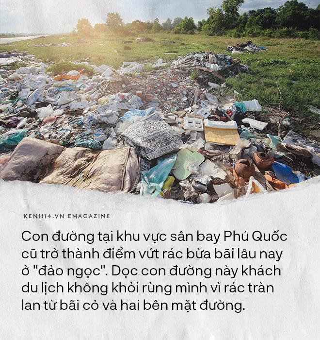 Bức tranh toàn cảnh đáng buồn ở Đảo ngọc Phú Quốc trước sự tấn công của rác thải - Ảnh 13.
