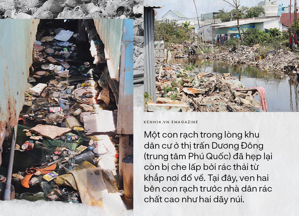 Bức tranh toàn cảnh đáng buồn ở Đảo ngọc Phú Quốc trước sự tấn công của rác thải - Ảnh 11.