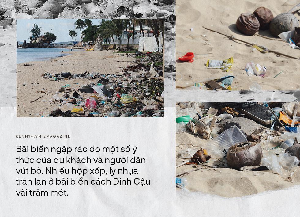 Bức tranh toàn cảnh đáng buồn ở Đảo ngọc Phú Quốc trước sự tấn công của rác thải - Ảnh 5.