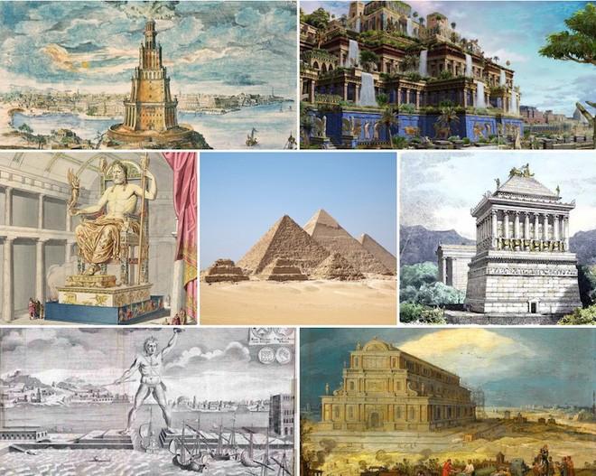 7 kỳ quan thế giới cổ đại: Duy nhất một nơi còn nguyên vẹn nhưng chứa đựng nhiều bí ẩn chưa được khám phá - Ảnh 1.