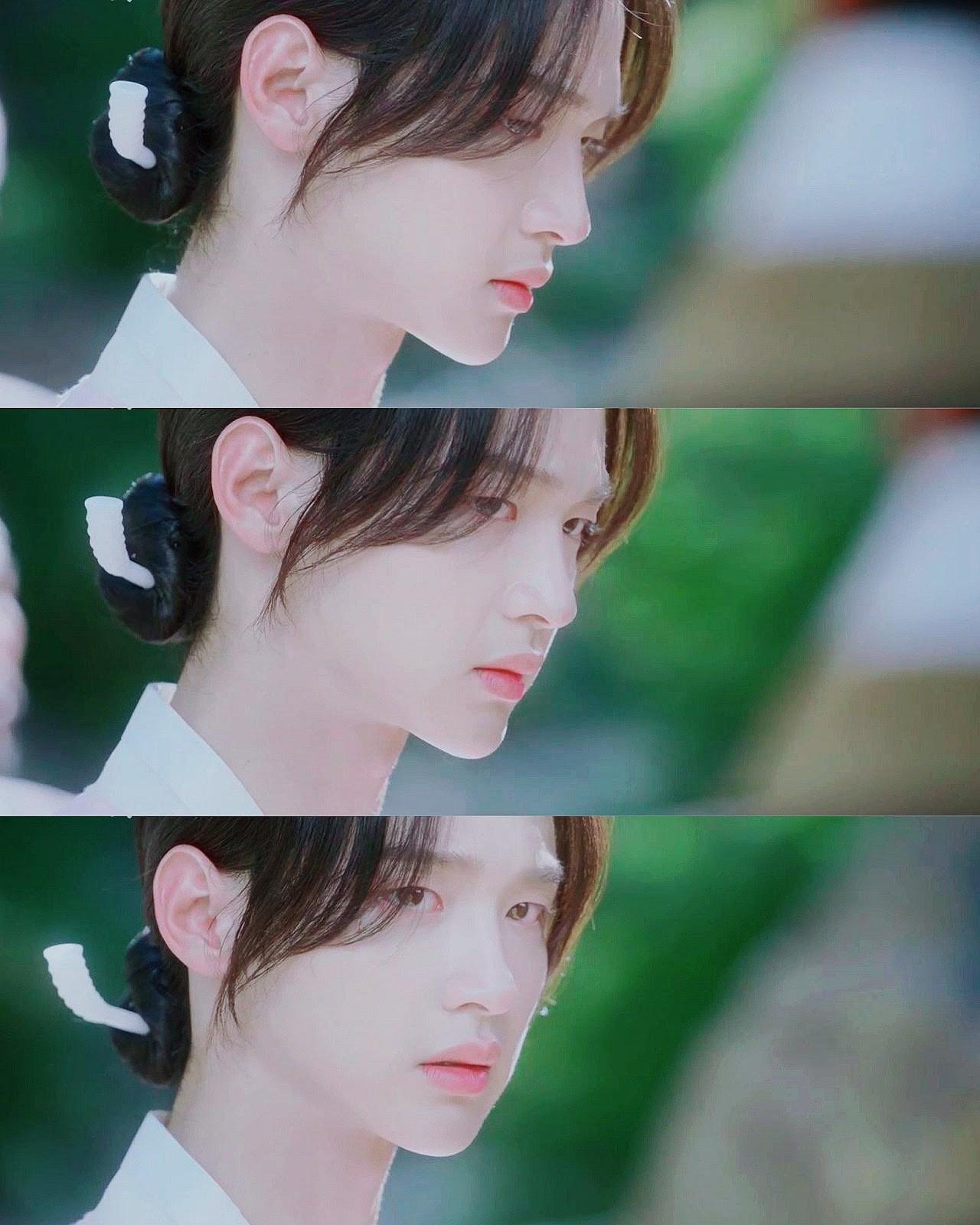 Jang Dong Yoon (Tiểu Sử Chàng Nok Du) giả gái quá đẹp, đố ai mà không thốt lên: Anh hay Kim So Hyun mới là nữ chính? - Ảnh 2.