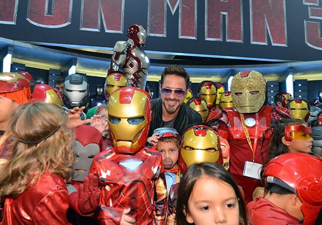 Có phải Disney không chọn đâu, là Robert Downey Jr. chẳng thèm đề cử Oscar cho Iron Man đấy chứ! - Ảnh 2.