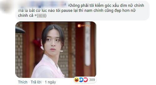 Jang Dong Yoon (Tiểu Sử Chàng Nok Du) giả gái quá đẹp, đố ai mà không thốt lên: Anh hay Kim So Hyun mới là nữ chính? - Ảnh 6.