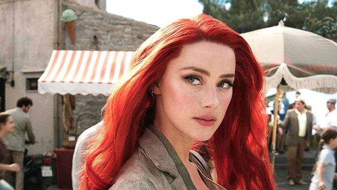 Xinh đẹp nhưng thiếu liêm sỉ, khán giả đòi loại cô vợ cũ đào mỏ của Johnny Depp ra khỏi Aquaman 2 - Ảnh 1.
