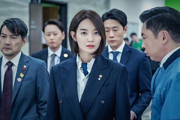 Trót mê Tổng Thống 60 Ngày thì xem liền tay phim cung đấu chính trị của Shin Min Ah! - Ảnh 8.