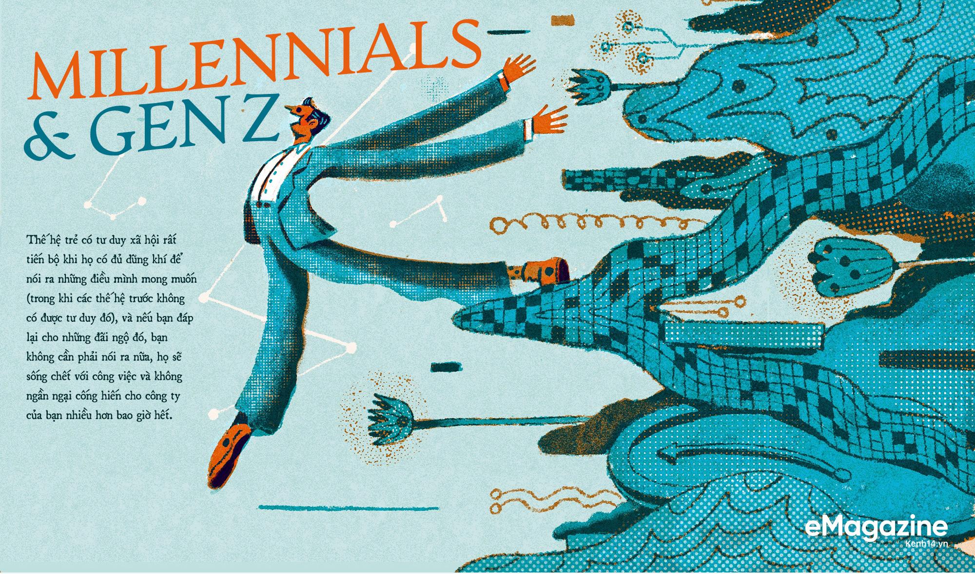 Thời của Millenniums và Gen Z định hình lại công việc lý tưởng: Cân bằng để sống và tận hưởng, chứ không chỉ làm đến kiệt sức - Ảnh 10.