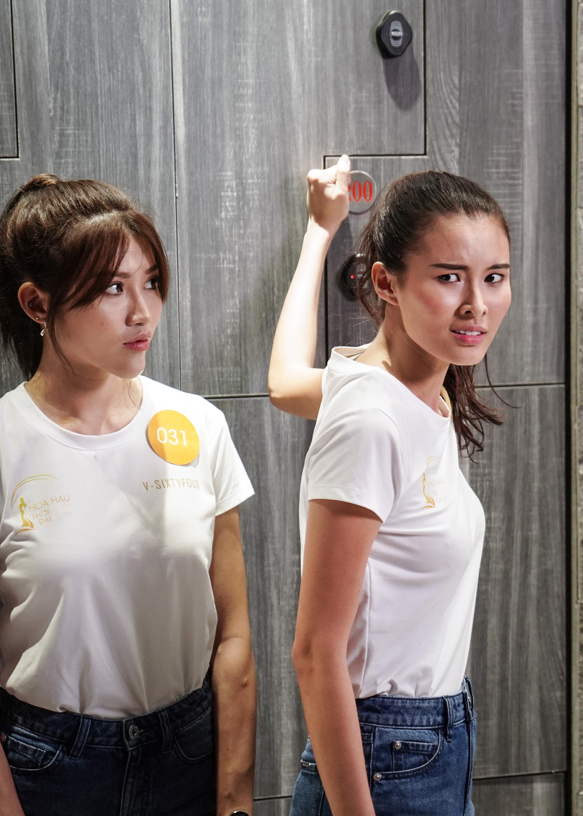 Review Hoa Hậu Giang Hồ: Ấn tượng màn giật tóc móc mắt tưng bừng giữa hội siêu mẫu và cái kết gấp gáp - Ảnh 19.