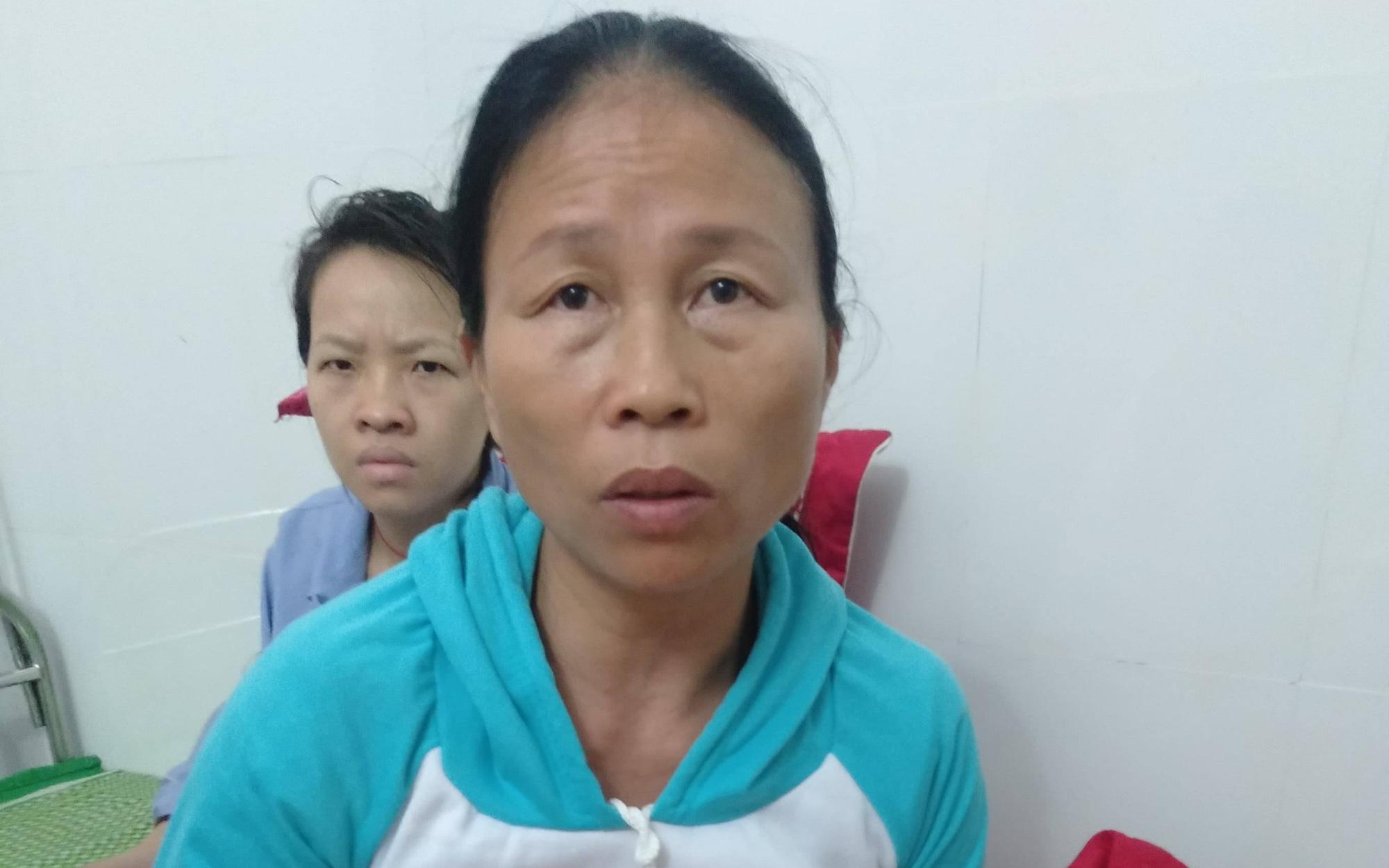 Nghệ An: Bé trai sinh mổ bị dao cắt rách đầu, khâu 6 mũi