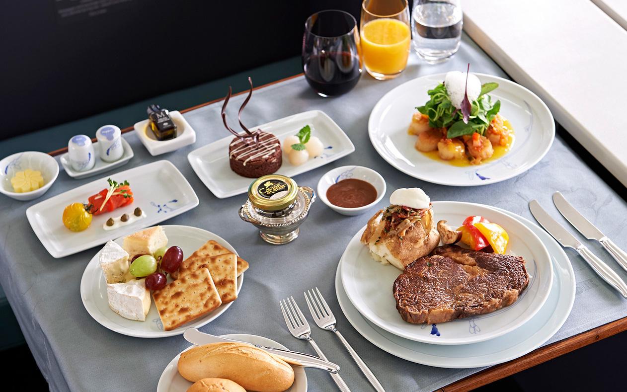 Chuyên trang du lịch công bố 10 hãng hàng không có đồ ăn cao cấp và ngon nhất thế giới, top 2 đều nằm ở châu Á