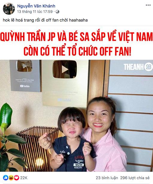 """Hé lộ những sao Vbiz được mẹ Quỳnh Trần và bé Sa mời đến dự buổi offline tới đây, toàn gương mặt siêu """"lầy"""" khiến dân tình cười ngất - Ảnh 3."""