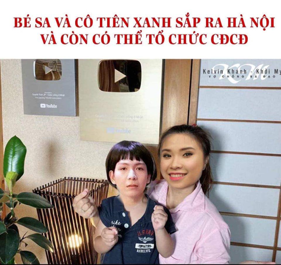 """Hé lộ những sao Vbiz được mẹ Quỳnh Trần và bé Sa mời đến dự buổi offline tới đây, toàn gương mặt siêu """"lầy"""" khiến dân tình cười ngất - Ảnh 5."""