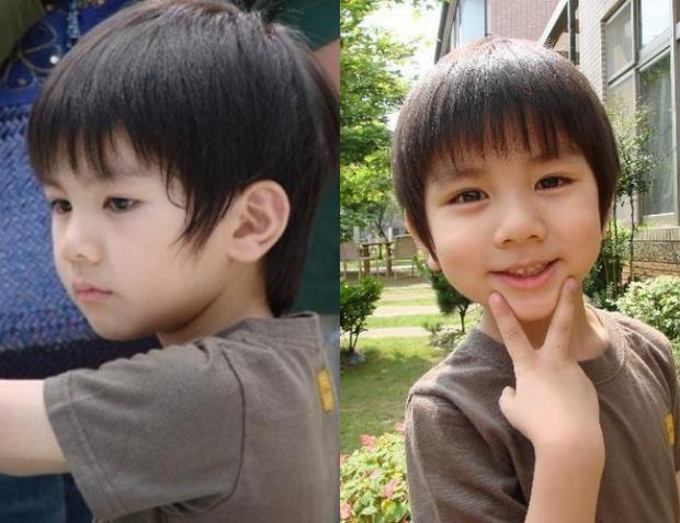 Lúc nhỏ đáng yêu như bé Sa, 10 năm sau sao nhí phim kinh dị xứ Nhật hoá cơ bắp hơn cả Phạm Văn Mách làm ai cũng sốc - Ảnh 1.