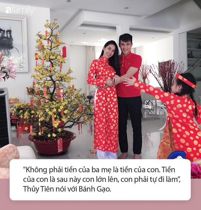 Vừa nổi tiếng vừa giàu nhưng sao Việt luôn siết chặt chi tiêu của con: Không phải cứ có tiền là được tiêu phung phí - Ảnh 3.