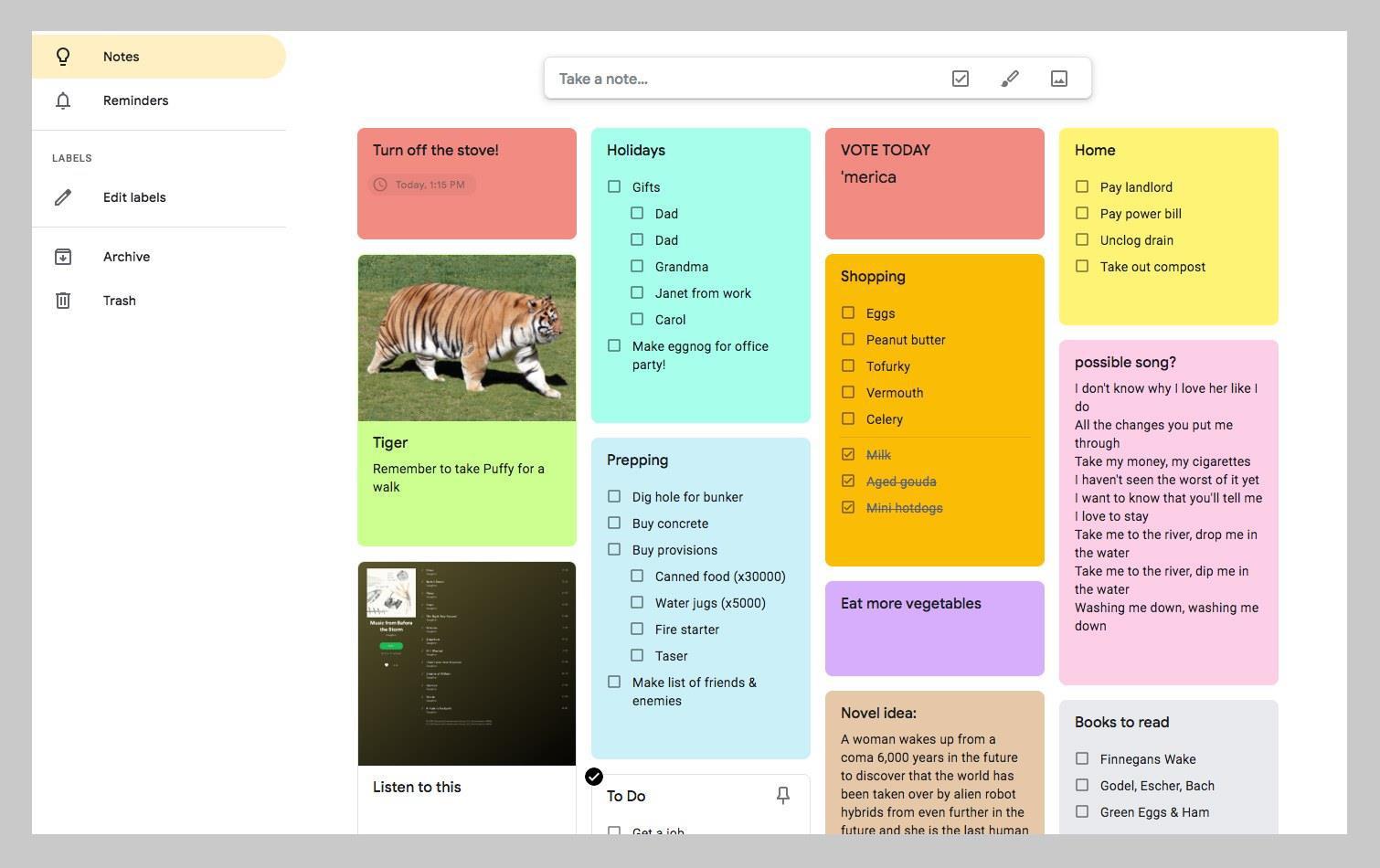 Dẹp giấy bút và tải ngay các ứng dụng Note siêu hiệu quả, dễ sử dụng - Ảnh 1.