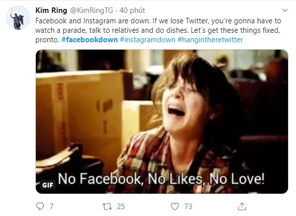 Dân mạng thế giới làm gì khi Facebook sập: Rục rịch chuyển nhà sang Twitter, nhấm nháp ít meme cho đời vui vẻ! - Ảnh 6.