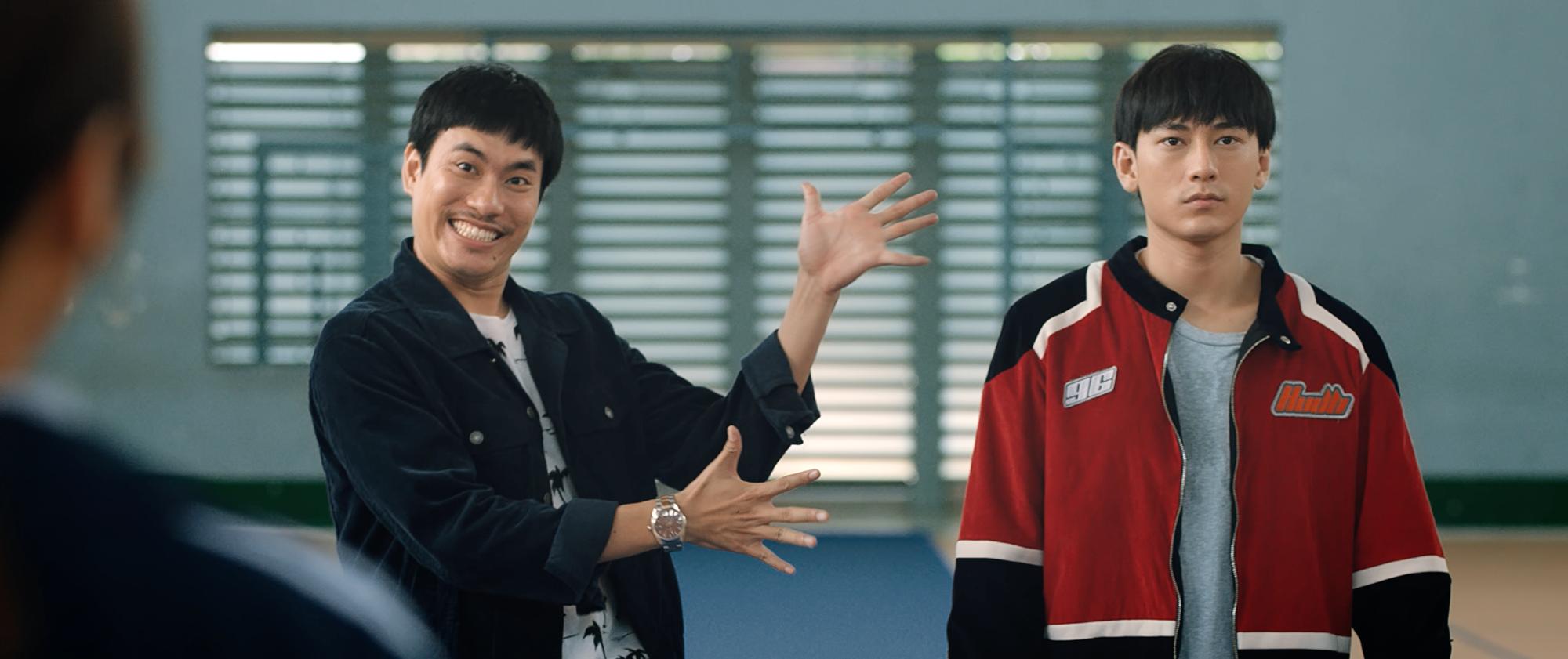 3 chàng khiếm thị trên phim Việt khiến người xem nể phục: Isaac chính là chú bé mù đáng yêu nhất màn ảnh - Ảnh 2.