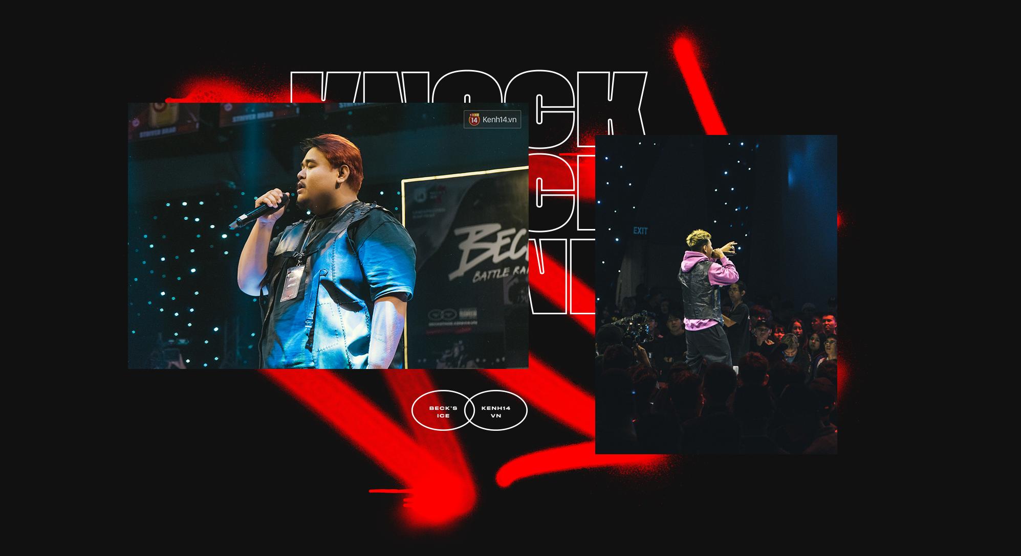 """Beck'Stage Battle Rap: Giải đấu khủng nhất của rap Việt Nam và lời khẳng định """"We are Striver"""" - Ảnh 1."""
