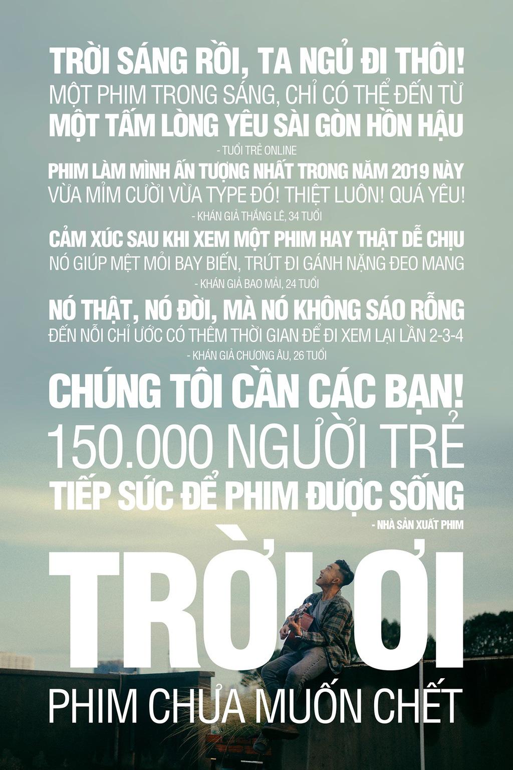 Đủ món nghề từ ca múa nhạc cho đến thanh xuân vườn trường, 4 phim Việt này đều phải kêu cứu ở năm 2019 - Ảnh 6.