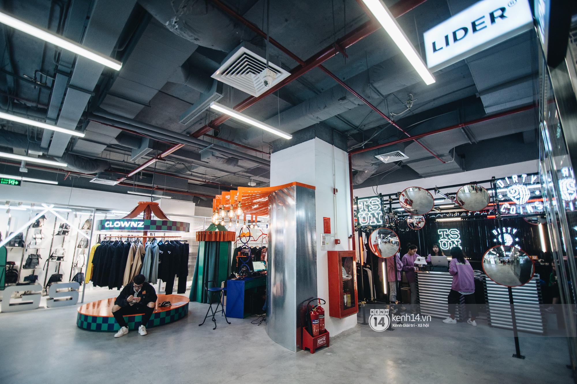 The New Playground: từ khu mua sắm dưới lòng đất ở Sài Gòn đến tổ hợp shopping trên cao cực trất dành cho giới trẻ Hà Nội - Ảnh 14.