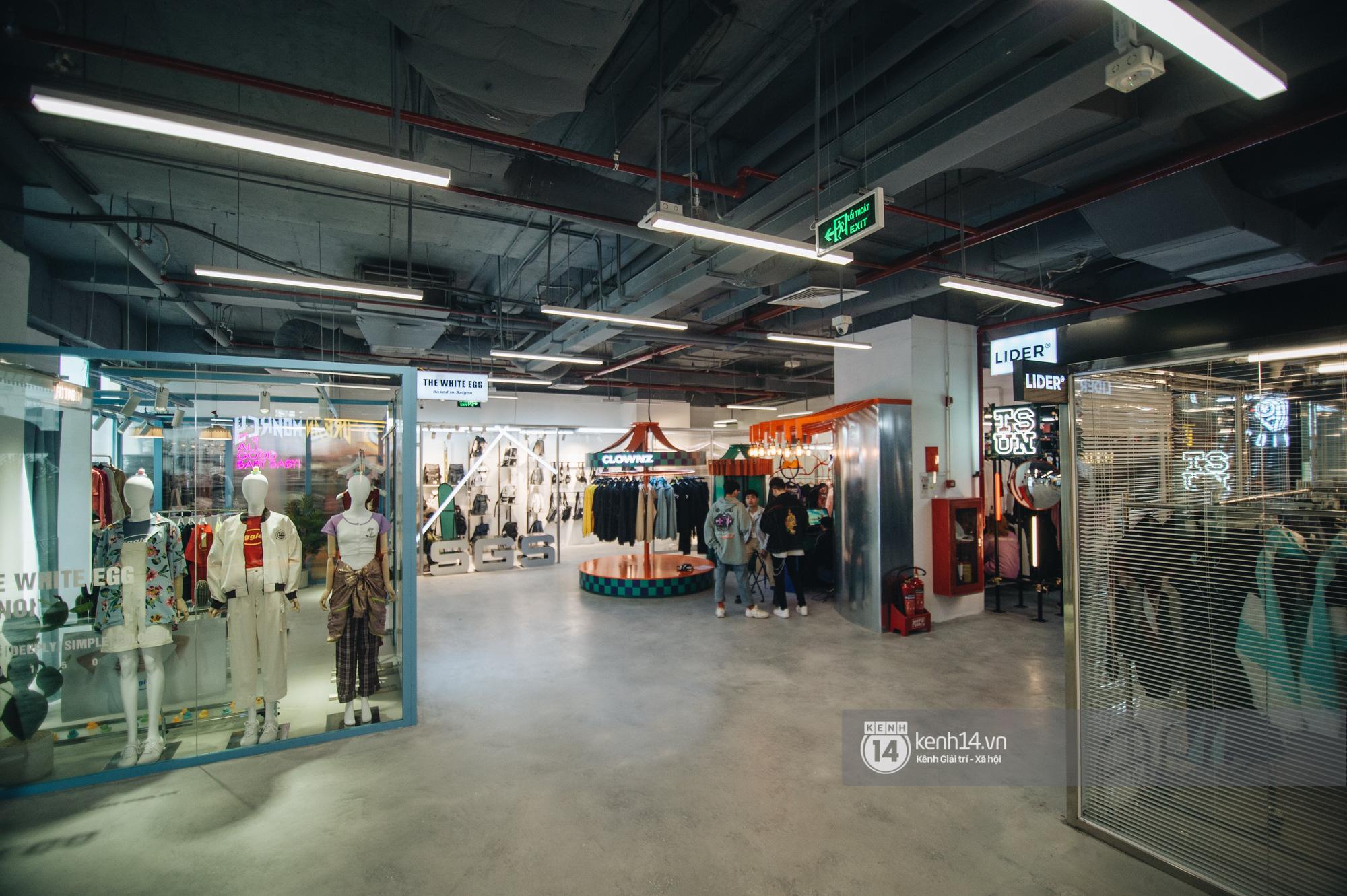 The New Playground: từ khu mua sắm dưới lòng đất ở Sài Gòn đến tổ hợp shopping trên cao cực trất dành cho giới trẻ Hà Nội - Ảnh 5.