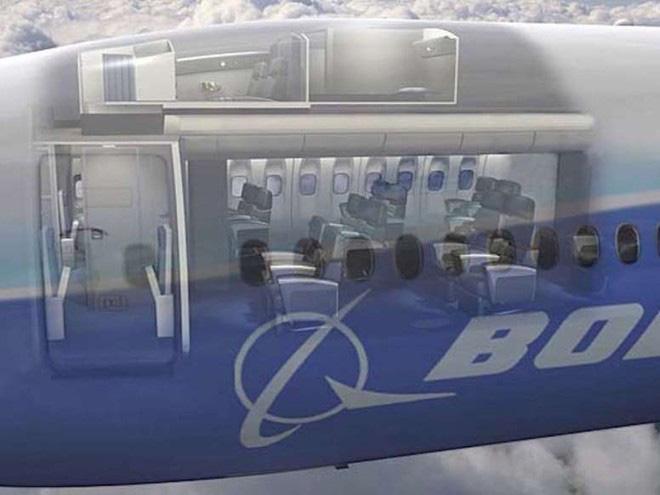 Hoá ra trên máy bay có phòng ngủ riêng cho phi công và tiếp viên: phải đi vào bằng lối bí mật, độ rộng - hẹp thì còn tuỳ - Ảnh 2.