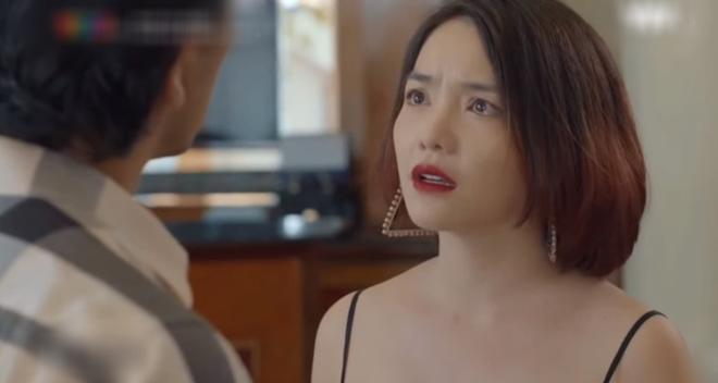 Tiệm Ăn Dì Ghẻ tập 5: Chồng ép bán thân vì hợp đồng nghìn đô, Thiên Kim đau đớn xin làm vợ chứ không làm gái - Ảnh 8.
