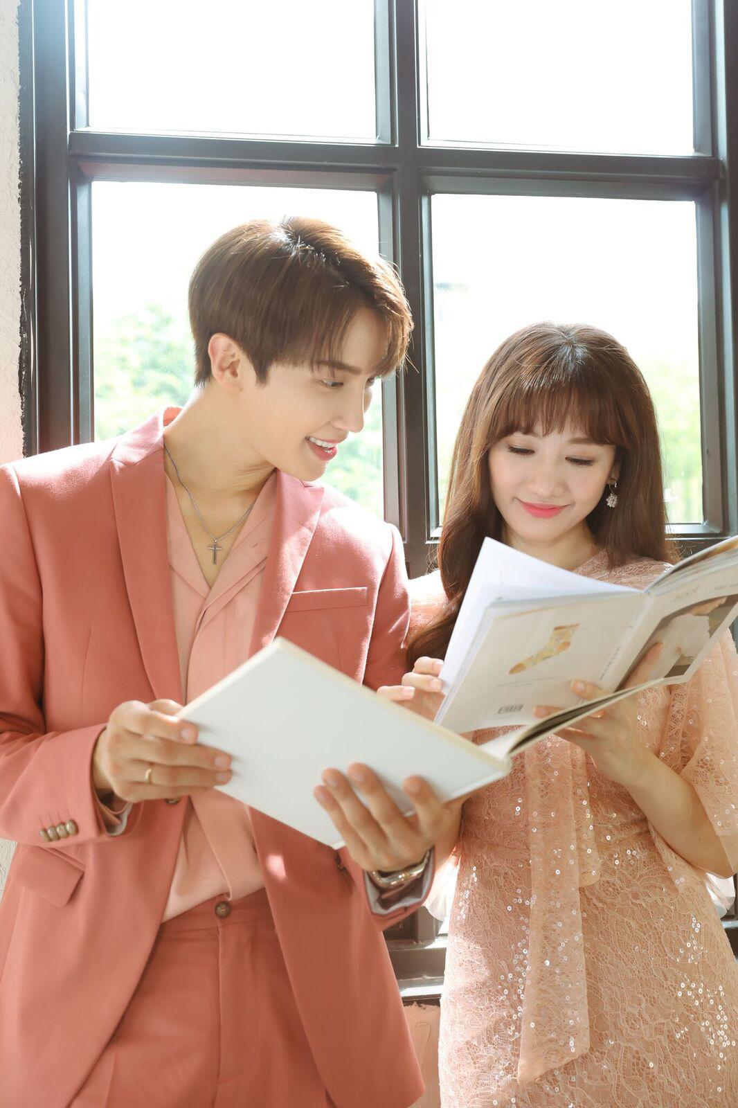 Hari Won lần đầu kết hợp cùng thành viên SS501 tung MV OST cực lãng mạn, bồi hồi nhớ về quãng thời gian mới yêu Trấn Thành? - Ảnh 3.