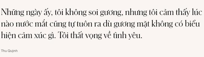Thu Quỳnh - Từ người mẹ đơn thân bị phản bội đến nữ diễn viên xuất sắc của màn ảnh Việt - Ảnh 5.