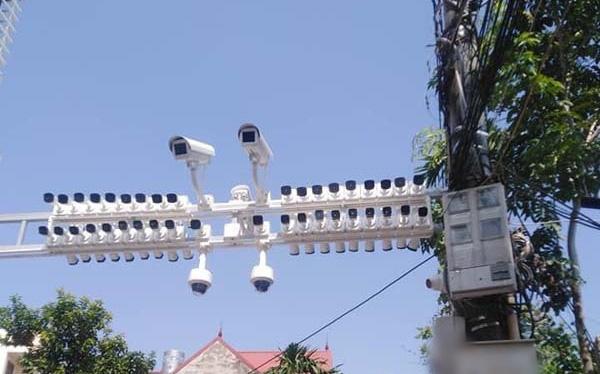 """Đỉnh cao bắt trộm với dàn camera """"sương sương"""" 40 cái: Khu phố chất chơi nhất Việt Nam là đây!"""