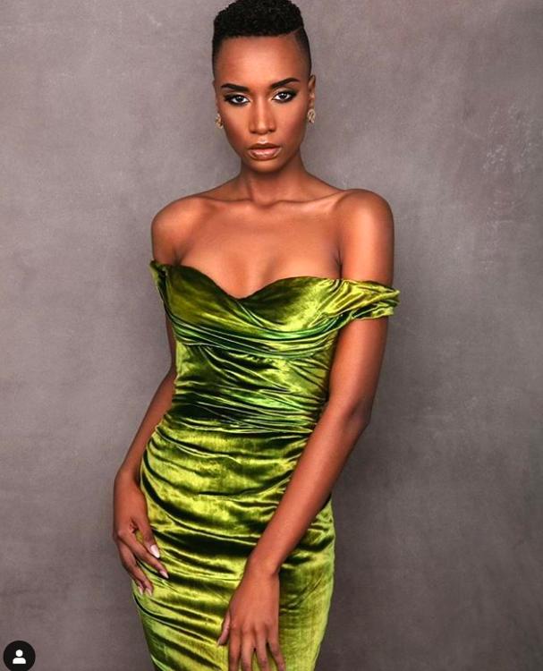 Nhan sắc lạ và đầy ấn tượng của mỹ nhân Nam Phi vừa đăng quang Miss Universe 2019 - Ảnh 13.