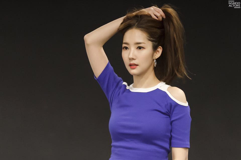 Tập nhảy thôi mà, Park Min Young có cần thiết phải xinh đẹp vậy không? - Ảnh 8.