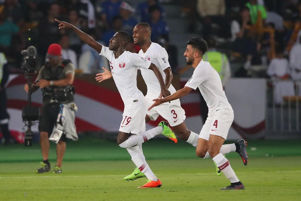 Siêu tiền đạo Qatar từng sút tung lưới U23 Việt Nam chính thức lập thành tích vô tiền khoáng hậu trong lịch sử Asian Cup - Ảnh 4.