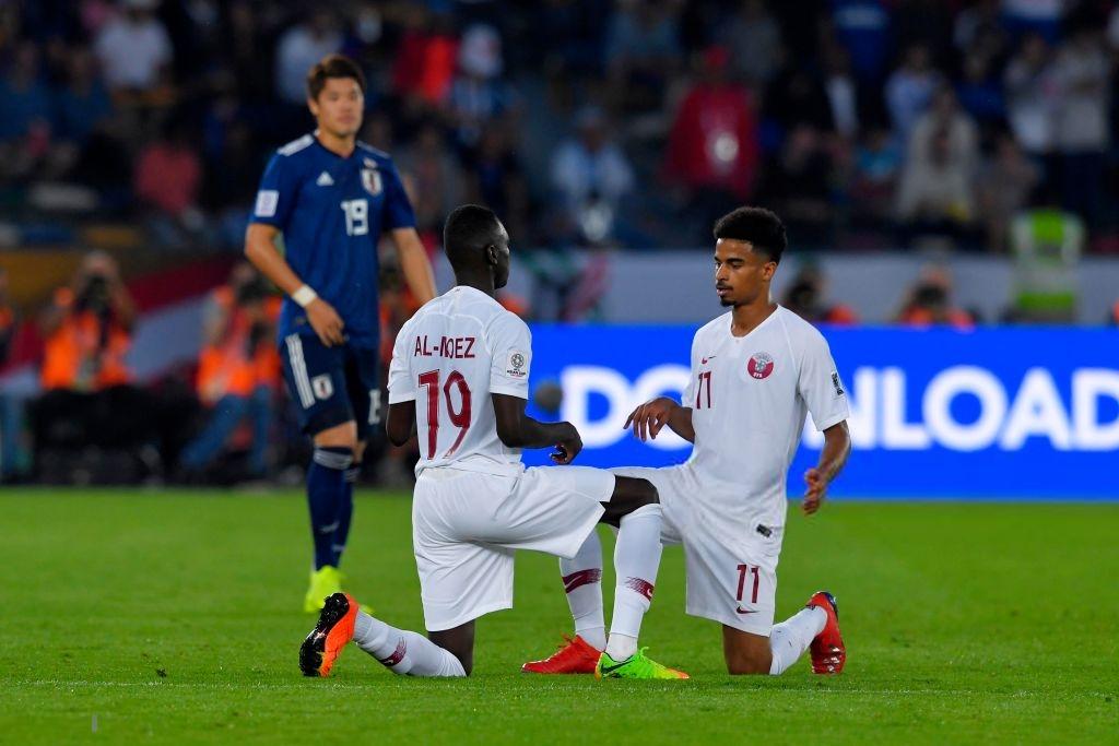 Siêu tiền đạo Qatar từng sút tung lưới U23 Việt Nam chính thức lập thành tích vô tiền khoáng hậu trong lịch sử Asian Cup - Ảnh 5.