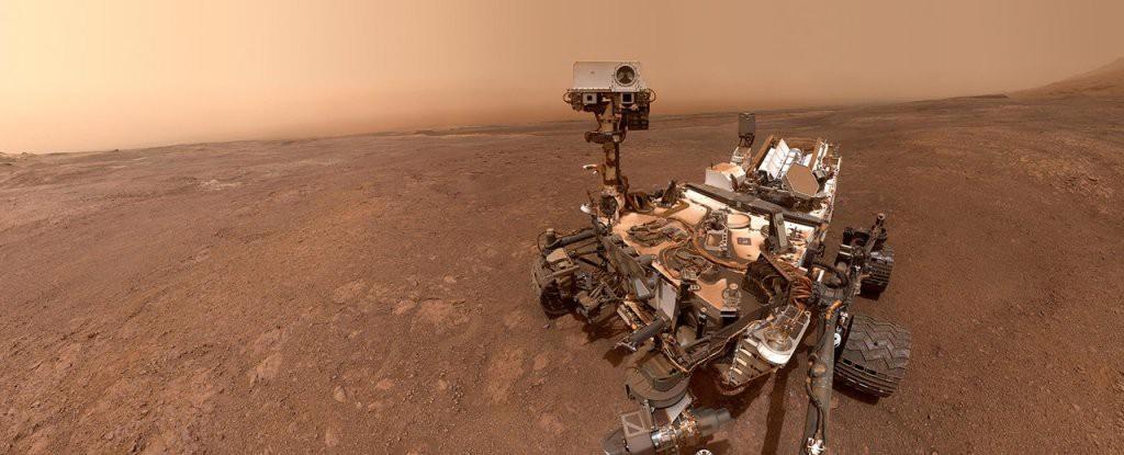 Hơn 6,5 năm hoạt động trên sao Hỏa, NASA mới nghĩ ra cách hoàn toàn mới để tận dụng robot Curiosity - Ảnh 1.