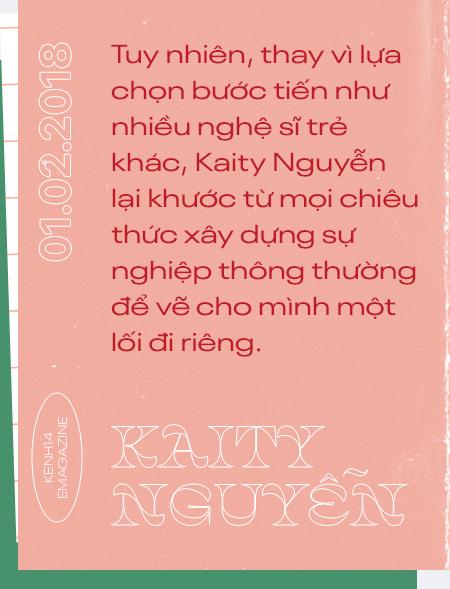 Kaity Nguyễn: Cứ bình tĩnh, nếu 10 năm nữa tôi vẫn chưa làm được gì thì mọi người hãy nói! - Ảnh 1.