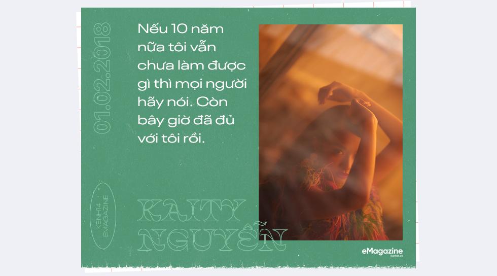Kaity Nguyễn: Cứ bình tĩnh, nếu 10 năm nữa tôi vẫn chưa làm được gì thì mọi người hãy nói! - Ảnh 11.