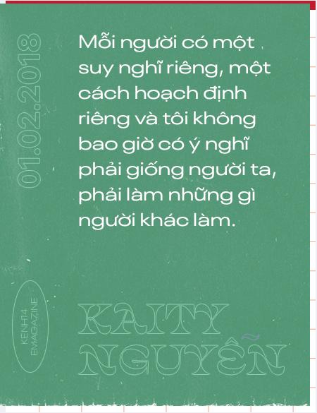 Kaity Nguyễn: Cứ bình tĩnh, nếu 10 năm nữa tôi vẫn chưa làm được gì thì mọi người hãy nói! - Ảnh 6.