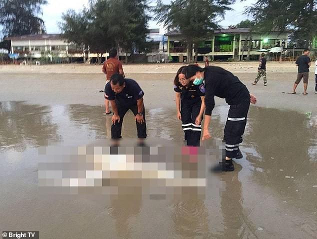 Thái Lan: Phát hiện 3 thi thể không nguyên vẹn dạt vào bờ biển gần Pattaya - Ảnh 2.