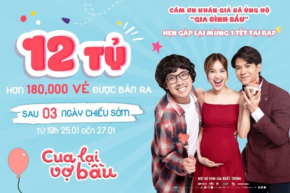 Toàn cảnh drama cung đấu Trạng Quỳnh và Cua Lại Vợ Bầu ầm ĩ mùa phim Tết 2019 - Ảnh 3.