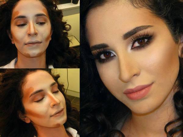 Chùm ảnh: Các nữ sinh từ vịt hoá thiên nga nhờ make up, ai không biết trang điểm là thiệt thòi vô cùng lớn - Ảnh 7.