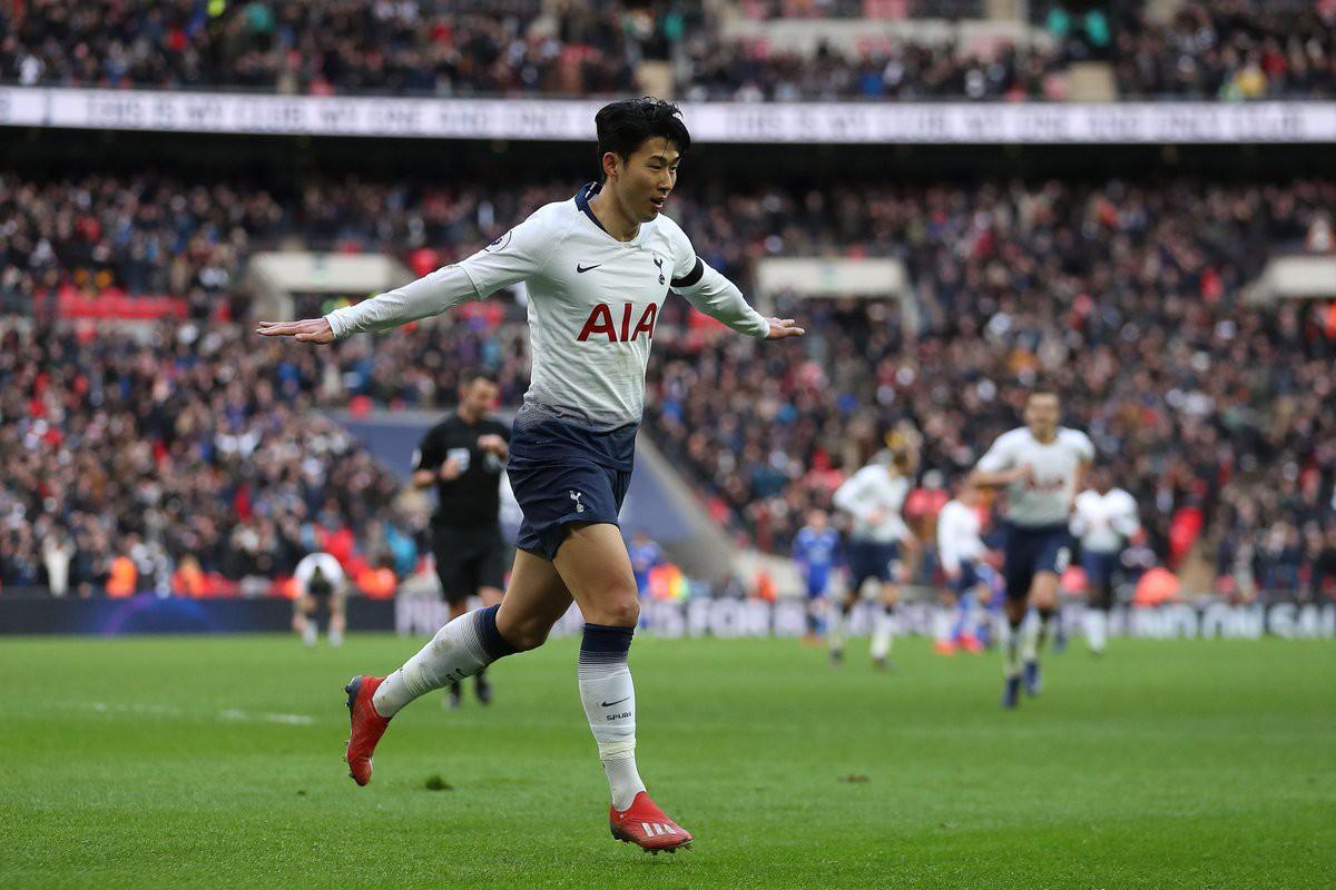 Son Heung-min tỏa sáng, Tottenham trừng phạt sai lầm thay người đá phạt đền của cựu vương NH Anh - Ảnh 3.