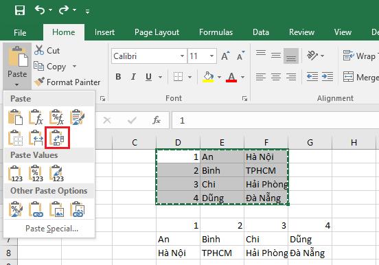 Những thủ thuật nhỏ nhưng biến bạn thành cao thủ Excel: Sinh viên, nhân viên văn phòng đều phải biết! - Ảnh 5.