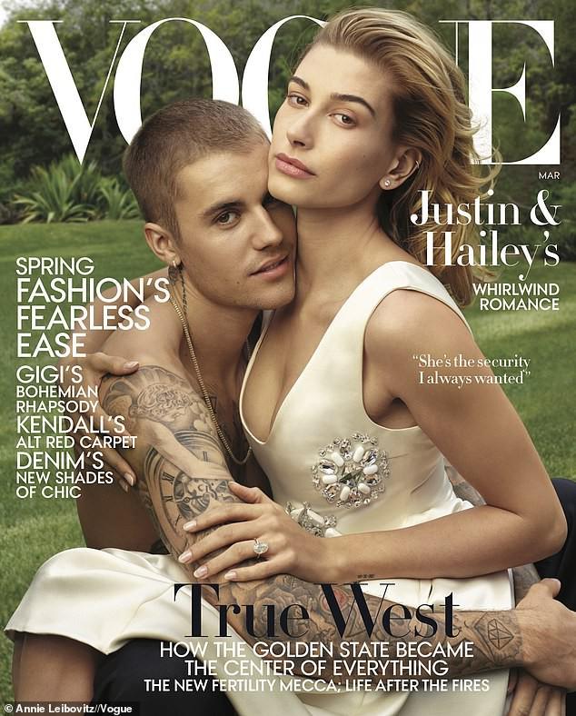 Vợ Justin Bieber lần đầu bật mí chuyện dùng thuốc tránh thai và được cầu hôn bất ngờ - Ảnh 1.